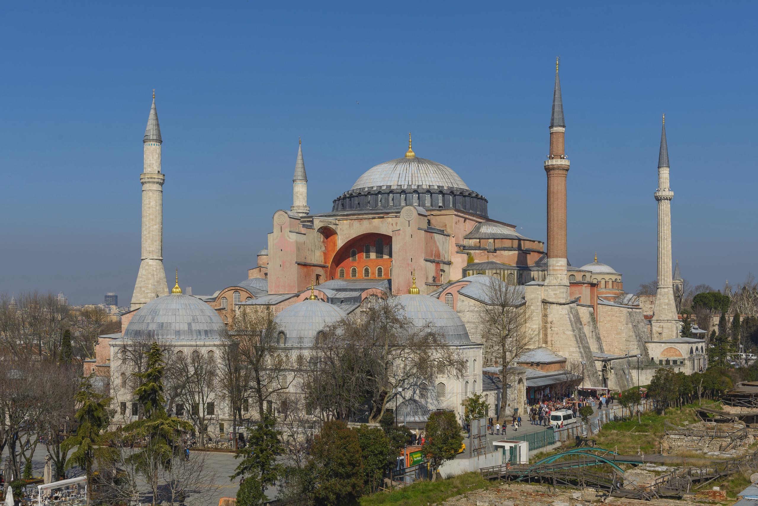 Hagia Sophia greatest construct - oldendaze | ello