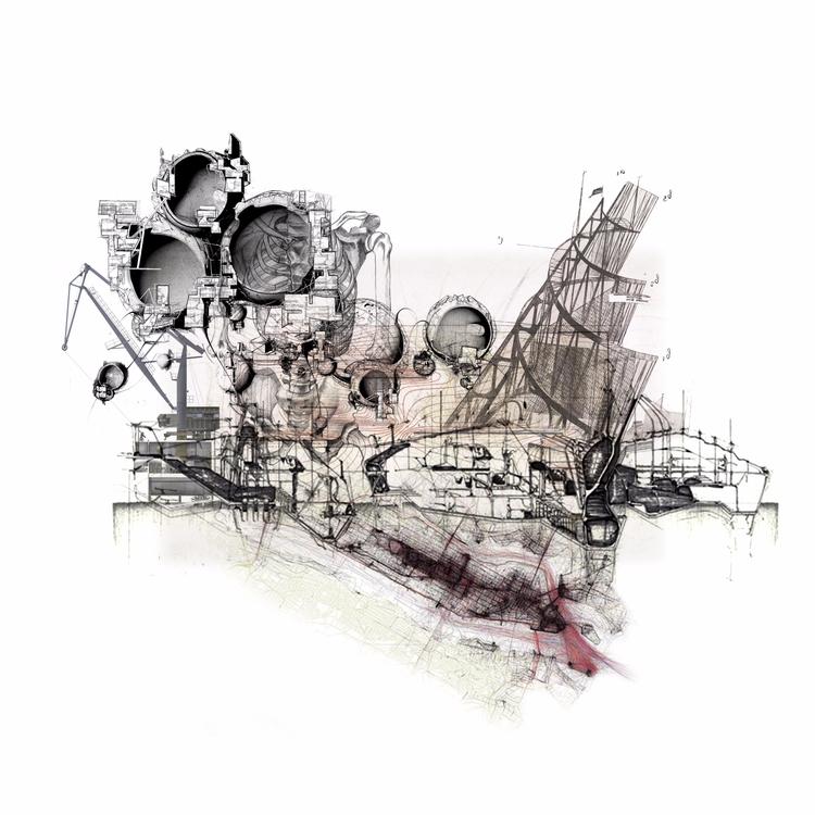 collage, digital, media, art - neugenia | ello