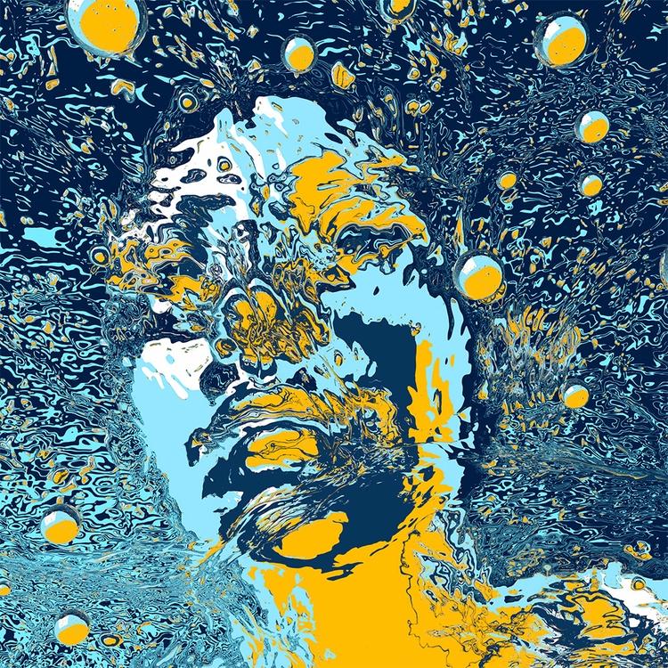 Bubbles ripples - illustration, water - chriskeegan   ello