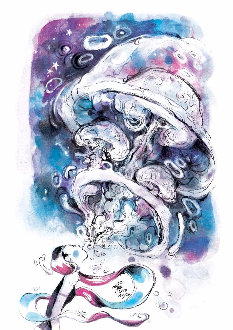 Jellyfish Making. Disclaimer: e - sillyjellie | ello