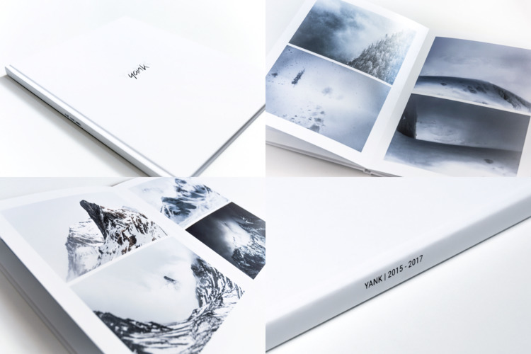 draft book  - moutains, alps, snow - yank- | ello