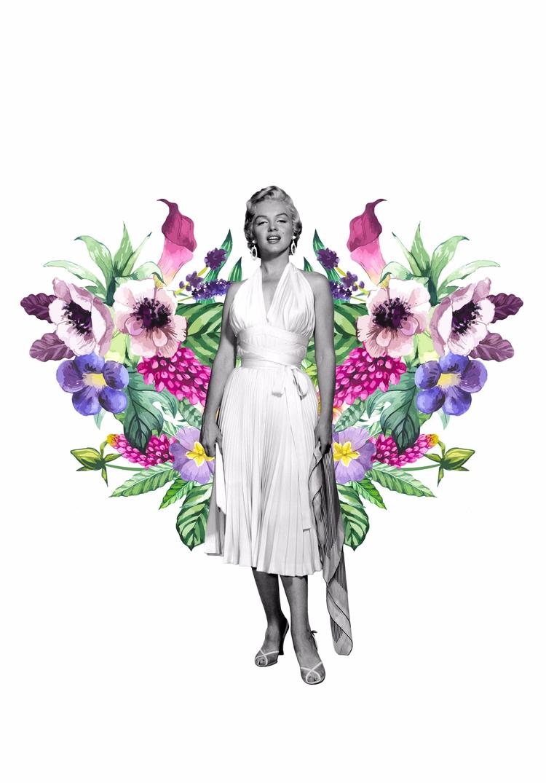 Norma Jeane Vitoria (ultraviole - ultraglitch | ello