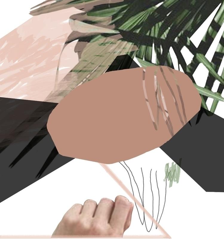 abstraction, abstractart, drawing - rachelwadlowart   ello