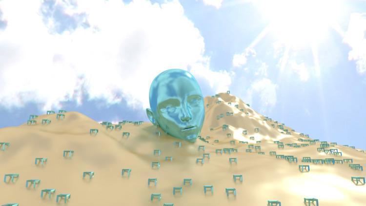 King Mountain - 3D, 3dart, art - dzproduction   ello