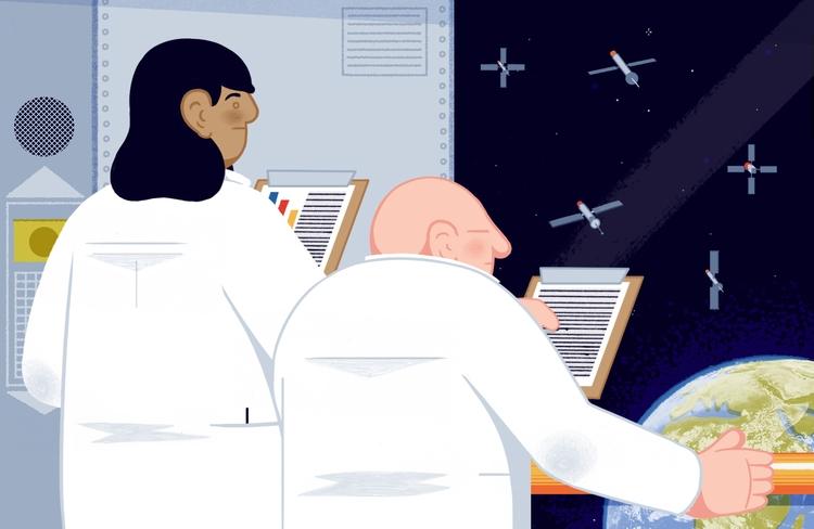 Atlantic article space technolo - mikedriver | ello