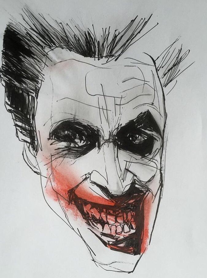 Joker - thejoker, batman, dccomics - lukeman1977 | ello