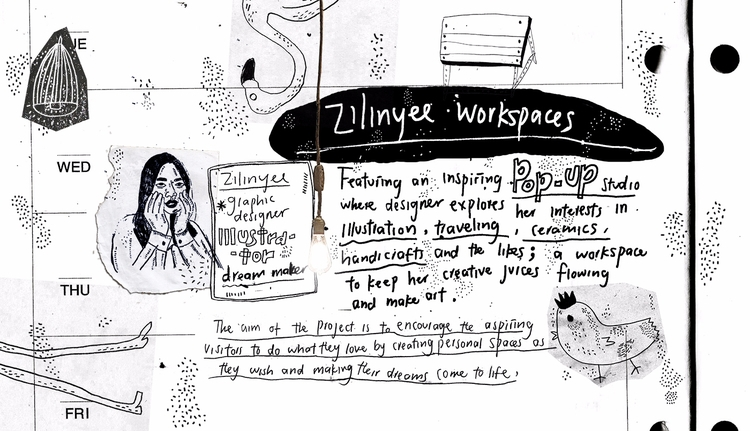 Zilinyee workspace initiated pr - zilinyee | ello