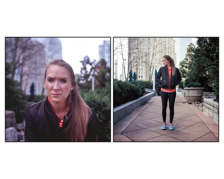 Stacy  - filmphotography, portraits - karenwink | ello