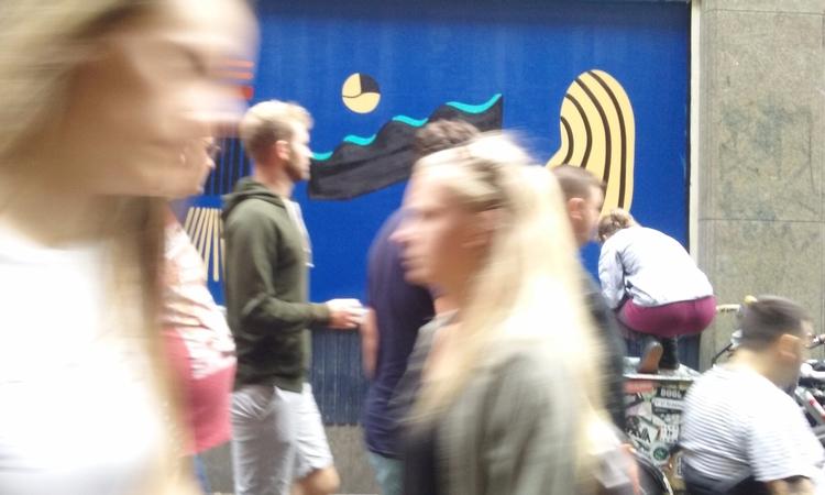 WALL Amsterdam Mini shopping ce - moonmambo | ello