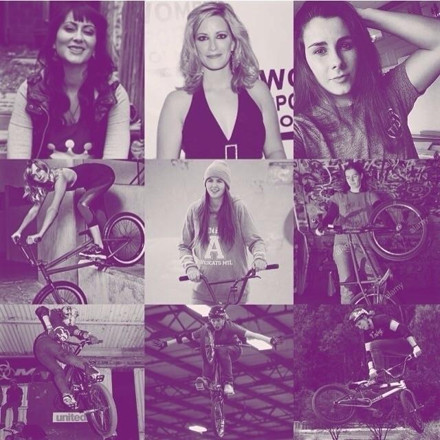 women BMX talents sport great w - coolfreedude | ello