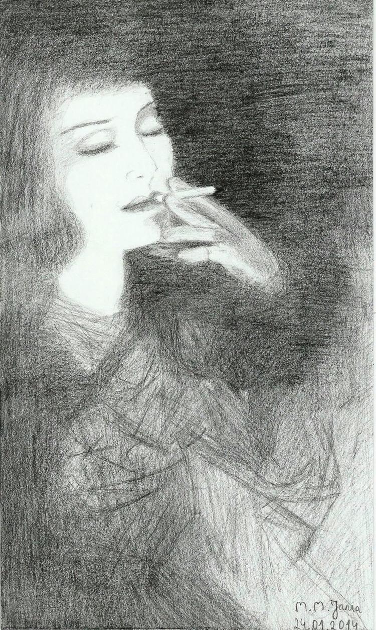 art, drawing, artwork, sketch - maksmj | ello