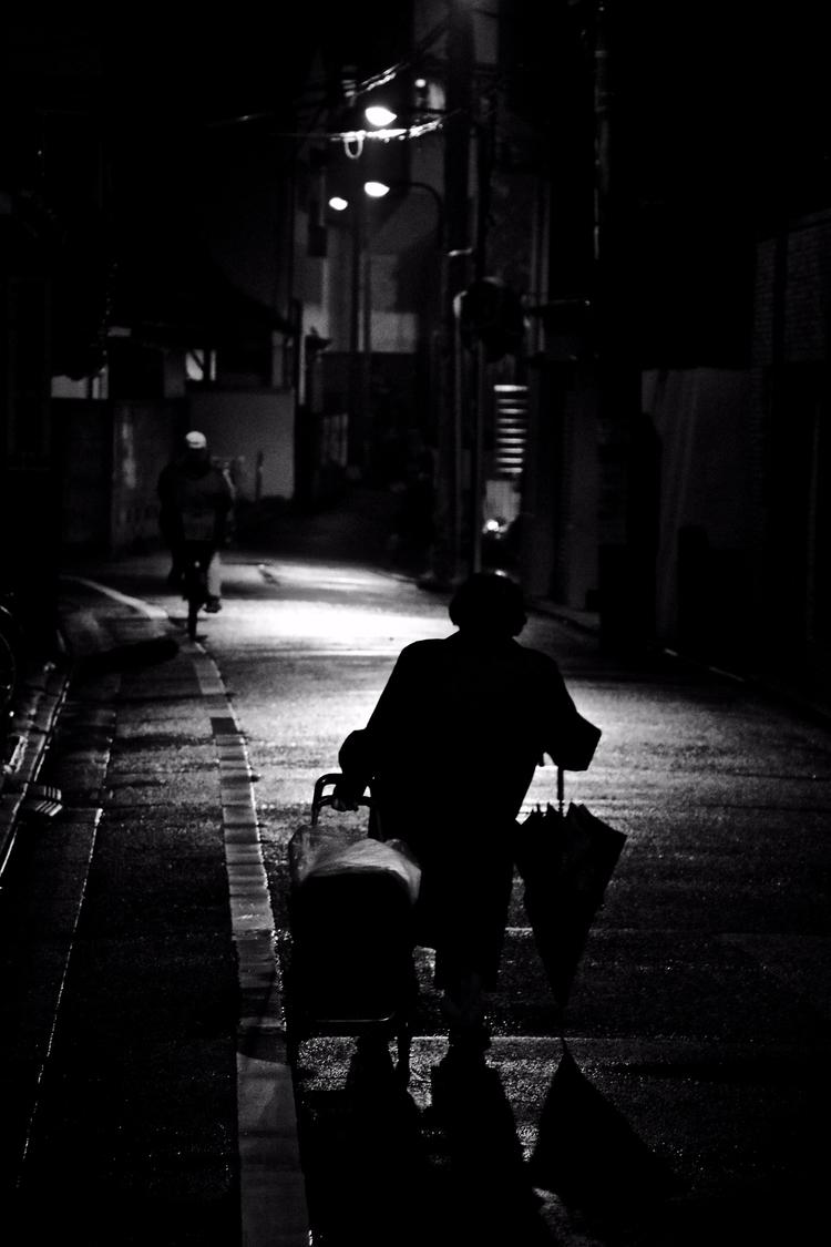street,, Tokyo,, Japan,, Hawkeye39, - hawkeye39 | ello