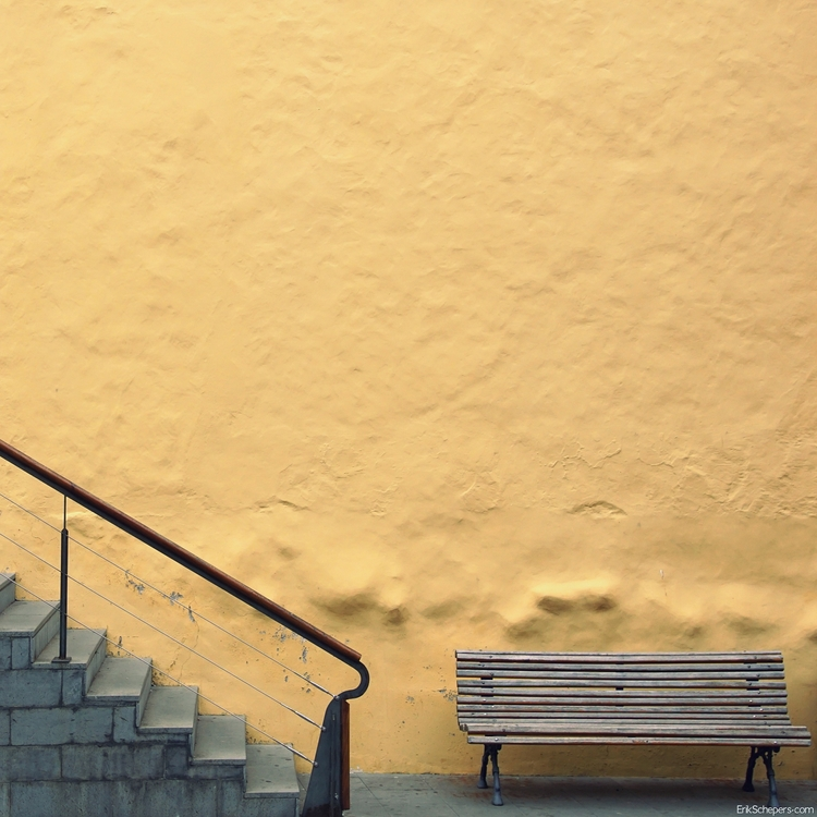 Stair bench Tenerife, los Silos - erik_schepers | ello