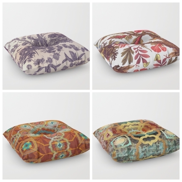 floor pillow 20% FREE shipping  - trinkl | ello