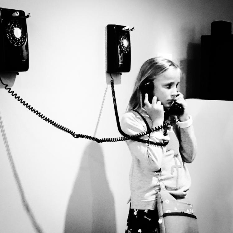 Turning time... Karen Exiner - exinerartstudio | ello