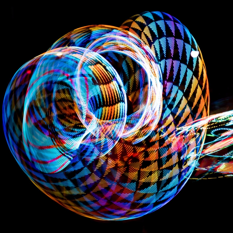Paint Light - lightpainting, nophotoshop - daphot | ello