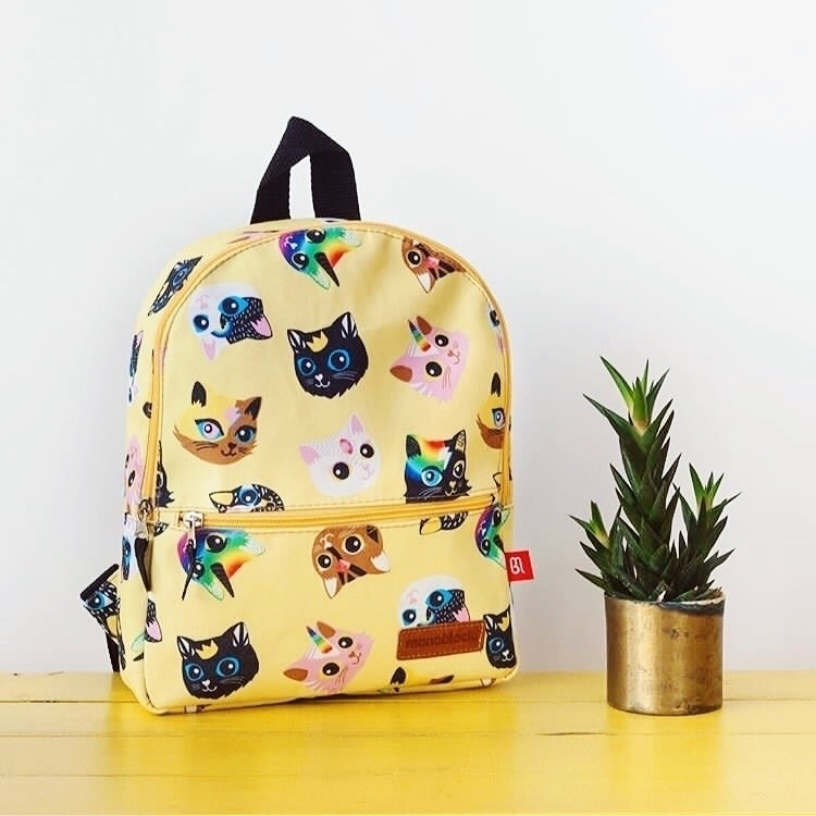 mini backpack beloved - gatocornio - vikarrieta | ello