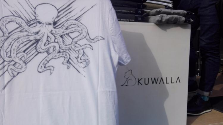 ILLUSTRATING - Kuwalla|Tee, MURAL - mandaico | ello
