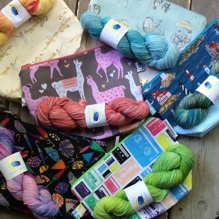 fun pairing yarn project bags s - sunshineyarnfun | ello
