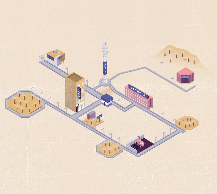 map Bao - mikedriver   ello