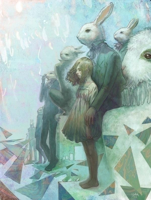 Rabbits Title: Artist: Yuko Rab - yukorabbit | ello