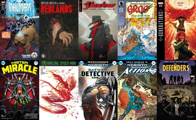 Rack Comics - 56 - comicbuzz | ello