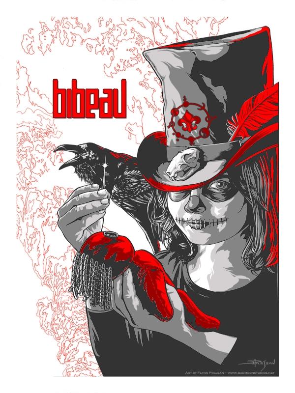 Artwork Bibeau Flynn Prejean Ba - badmoon | ello