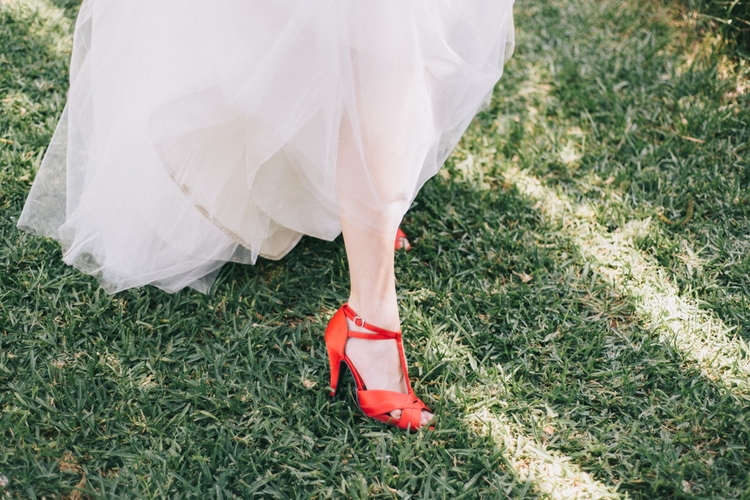 Mercedes  - almeria, red, wedding - mariajuarez | ello