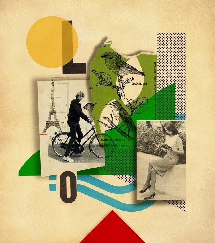 Amour - conceptual, collageartist - lushhungarian | ello