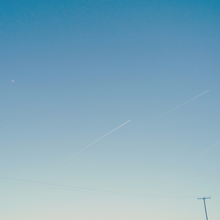 Clear skies home house, October - kieranobrien | ello