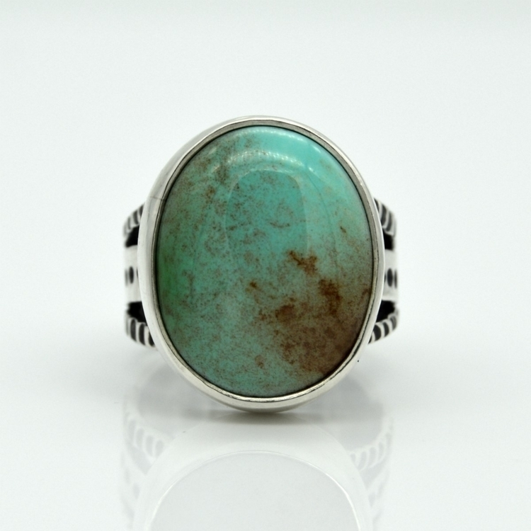 find size 8 Dry Creek Turquoise - solidtreasuresjewelry | ello