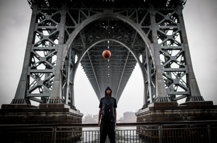 Basket Ball David Wallace Shoot - creativedebuts | ello