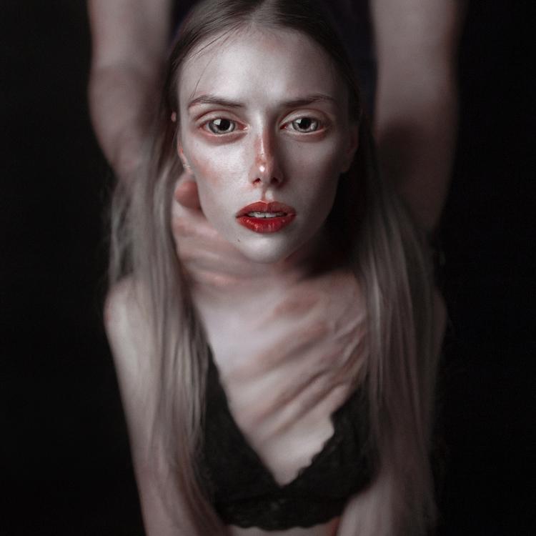 "Aliens"" series — Photographer: - darkbeautymag   ello"
