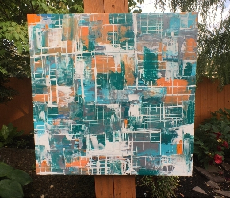 Color Study - art, modernart, abstractart - nash-heff | ello