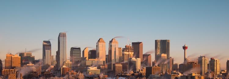 city. Calgary, AB Canada - cityscape - kurtismartyn | ello