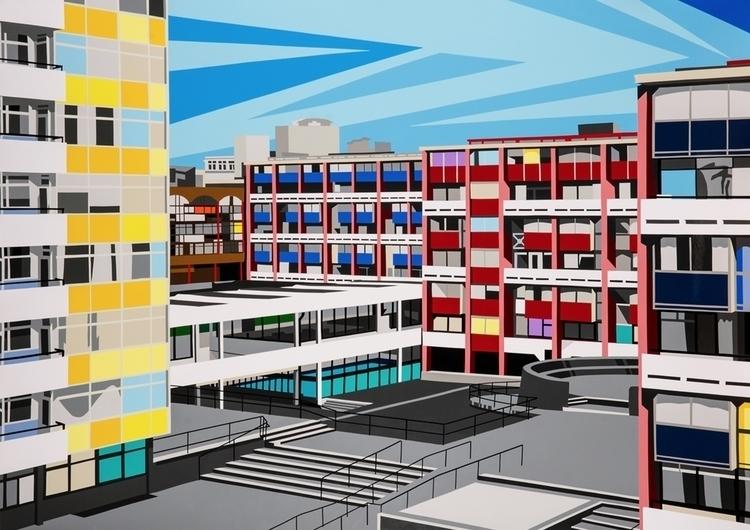 Golden Lane Estate Joel Clark - creativedebuts - creativedebuts | ello