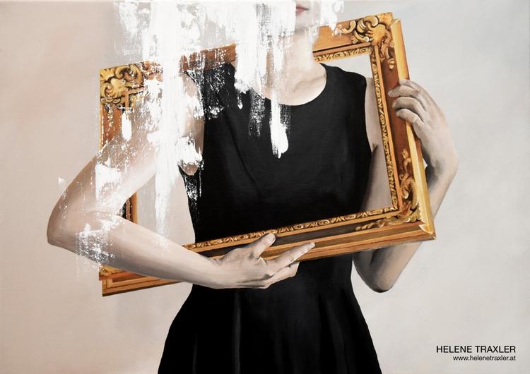 /3 2016, Acrylic paint canvas 5 - helenetraxler | ello