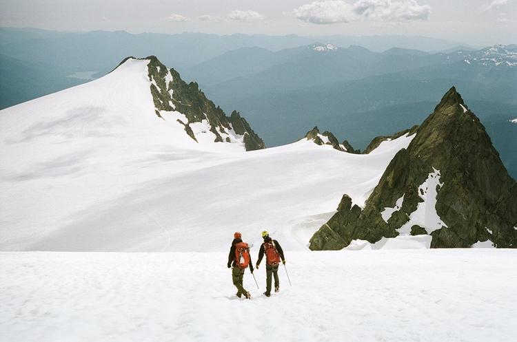 Mount Shuksan, WA cc - climbing - fieldmag | ello