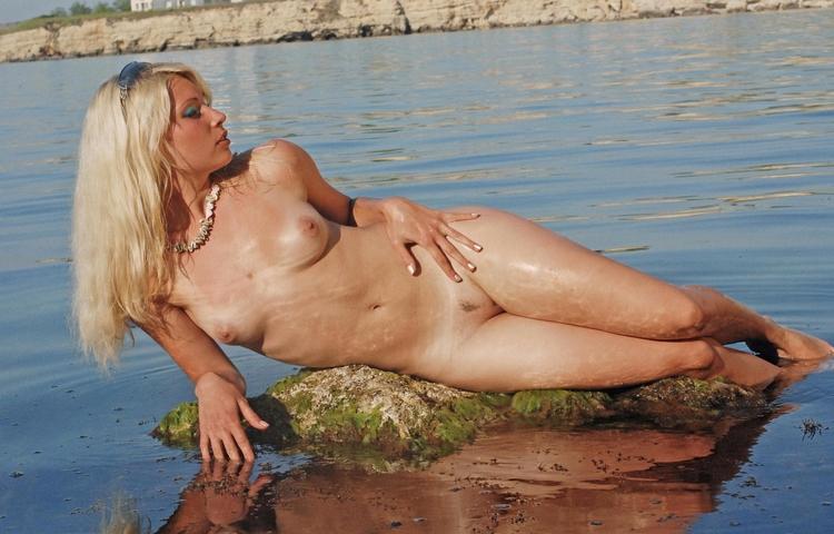 position mermaids - nakedoutdoors - sunflower22a | ello