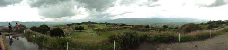 Monte Alban, Oaxaca, México - elviapalma | ello