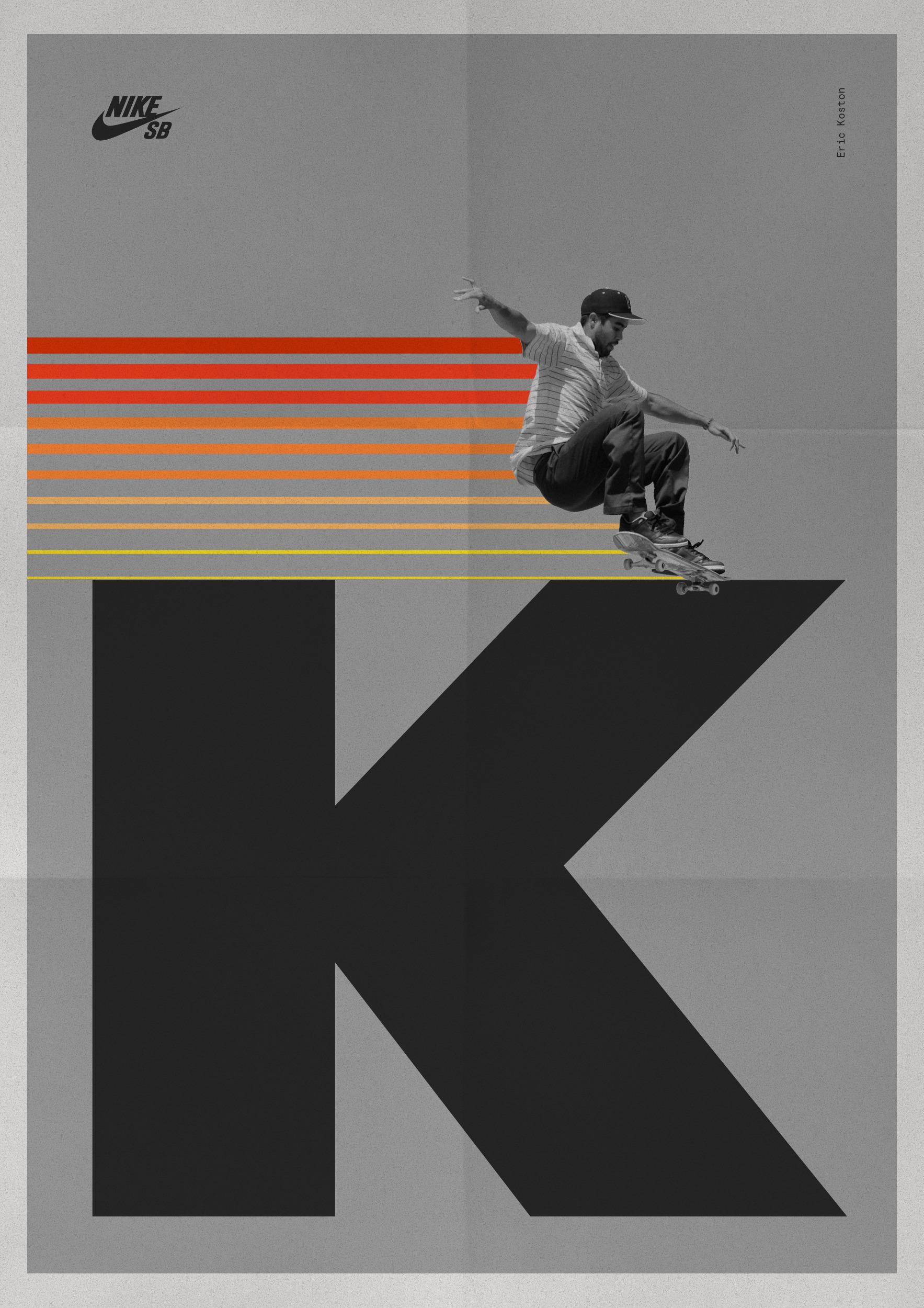 Eric Koston. Nike SB - luiscoderque | ello
