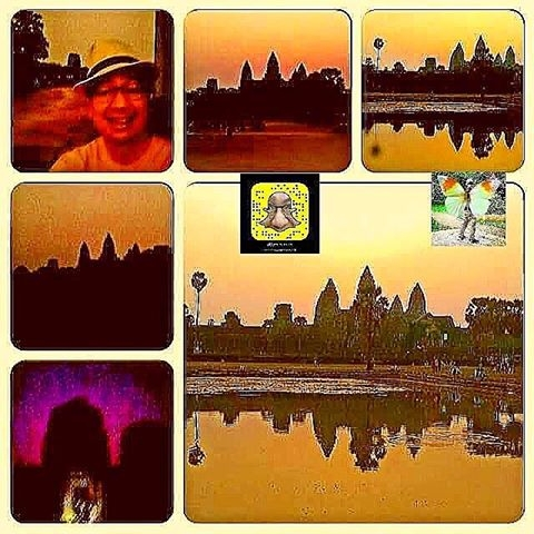 Tips Quality Time Angkor Wat: A - vicsimon | ello
