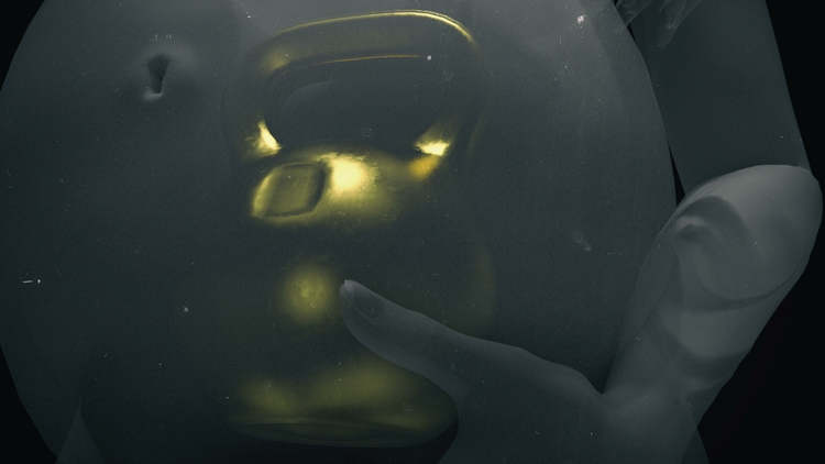 3d, belly, weight, gold - vinhlam | ello
