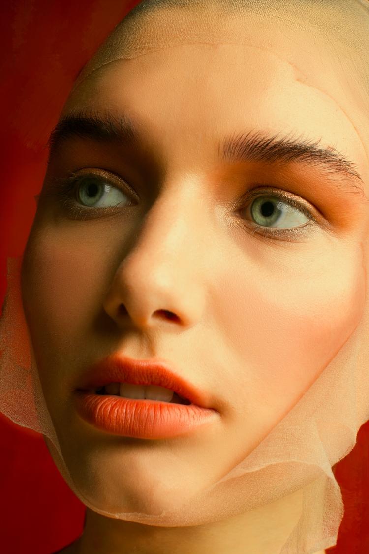 Red paint series Art director p - juliachworld   ello
