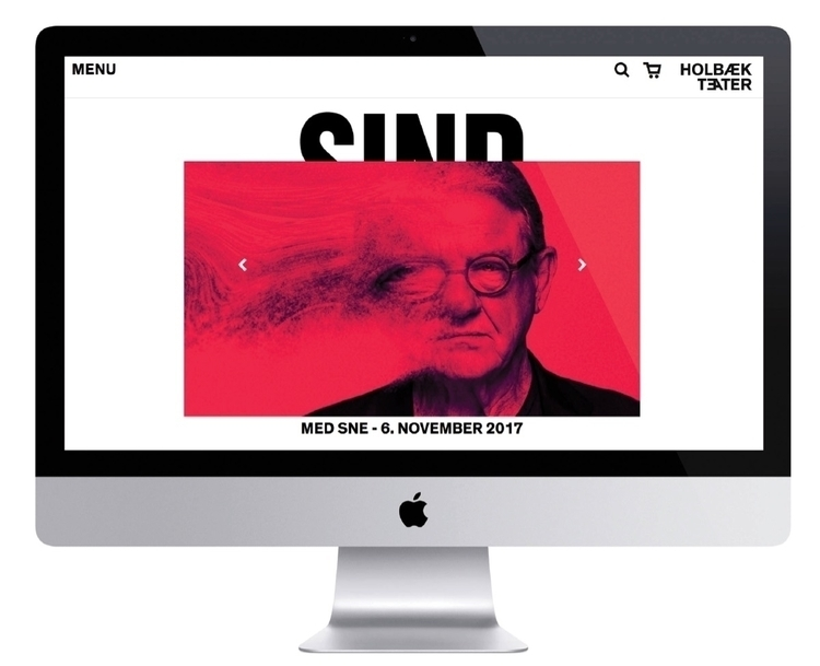website visual identity designe - madsjakobpoulsen | ello