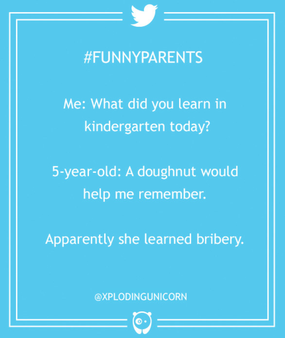Funny Tweets Parenting -- Full  - anthonycentore | ello
