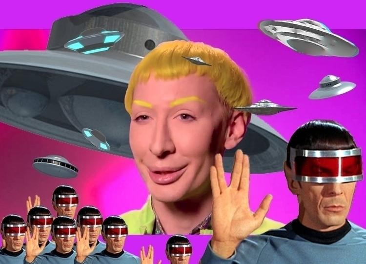Detox Vulcan - digital, collage - mayayagoda | ello