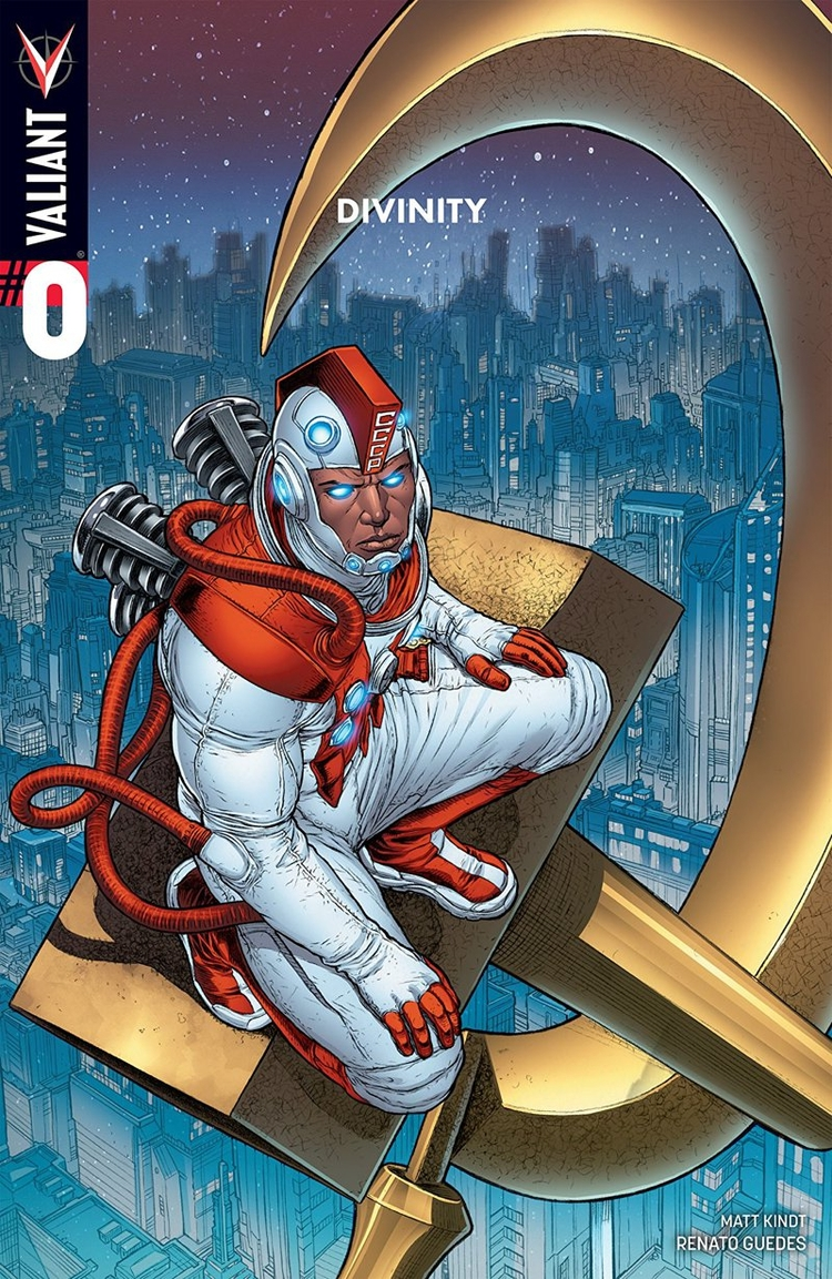 Divinity Review Abram Adams set - comicbuzz | ello