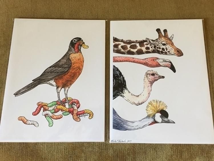 pieces artwork purchased weeken - martymankins | ello