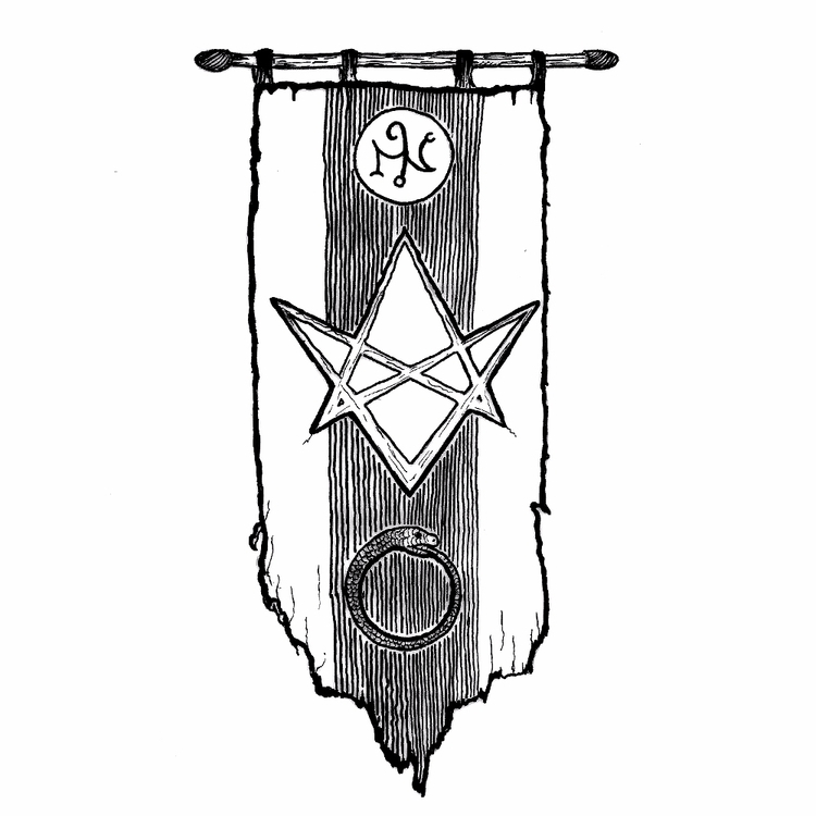 Protection flag - ink, tattoos, inked - rotserp | ello